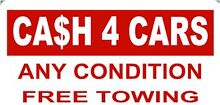 CASH PAID FOR ALL DAMAGED, SCRAP & UNWANTED CARS,VANS,UTES Parramatta Parramatta Area Preview