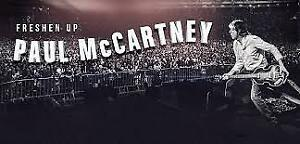 Paul McCartney Box Suite Tickets