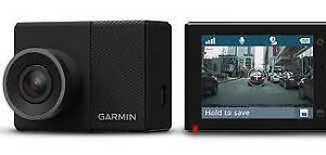Garmin 1080p compact dashcam 45 Black brand new sealed.