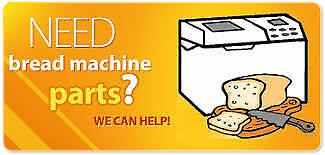 Bread Machine Parts Finder