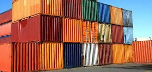 Storage and Shipping Containers at Low Delivered Prices Stratford Kitchener Area image 1