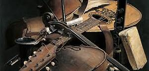 Looking for broken instruments and a hobbie?