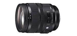 Lentille Tamron 17-50 F2.8 stabilisée (VC DI II) pour Canon