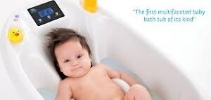 BABY SCALE BATH, NEVER USED, WHITE. RRP $99.99 Ormond Glen Eira Area Preview