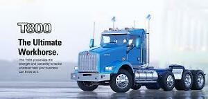 2013 Kenworth T800 - Finance or Lease