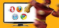 Slow System or browser problem