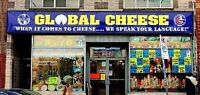 Help for the Holidays needed at Global Cheese Kensington