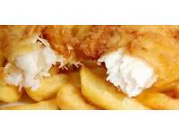 Assistant Manager/Frier to assist in smooth running of Fish and Chip shop in Dorset
