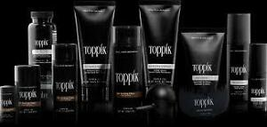 TOPPIK Hair Building Fibers 9 Different Shades 12g 0.42oz