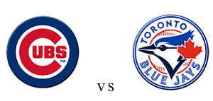 Tickets Blue Jays vs. Cubs@ Wrigley field August 18, 19 & 20th