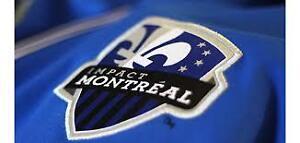 Billet Impact Montreal, Stade Olypique, 11 Mars