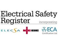 Approved Electrician available in Inverness and surrounding areas