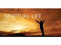Divine service with medium Gary Norgett