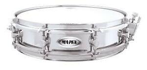 Mapex Snare drum $50 FIRM 13x 3.5