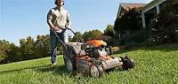 ON-DEMAND LAWN MOWING AND YARD MAINTENANCE