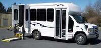Part-Time Bus Drivers Wanted