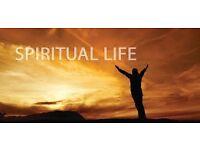 Divine service with medium Jackie Chapman