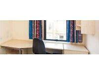 Edinburgh, Ensuit Room in Private Halls; fast internet