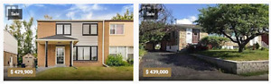Scarborough Homes or Condos From $600,000 +++ Range