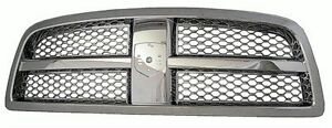 NEW 2009-2012 DODGE RAM CHROME GRILLES