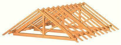 Roof trusses ebay for How to order roof trusses