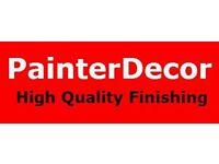 PAINTER & DECORATOR (painting, decorating job)