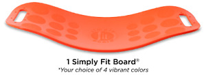Simply fitboard and DVD