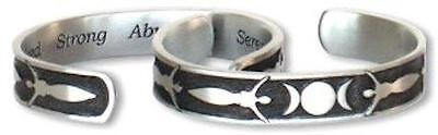 Triple Moon Goddess Bracelet!