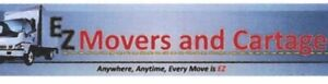 EZ MOVERS AND CARTAGE - 24/7 GTA MOVING SERVICES AVAILABLE