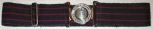 Military Belt  Royal Army Ordnance Corps
