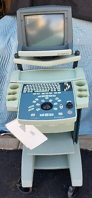 Bk Medical 2101 Falcon Ultrasound Machine No Transducer B-k