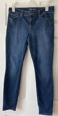 GAP Womens Skinny Blue Jeans UK 12R