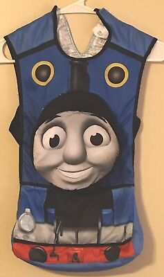 Thomas The Train Halloween Costumes (3D Thomas The Tank Engine & Friends Small Disguise Train Halloween Costume As)
