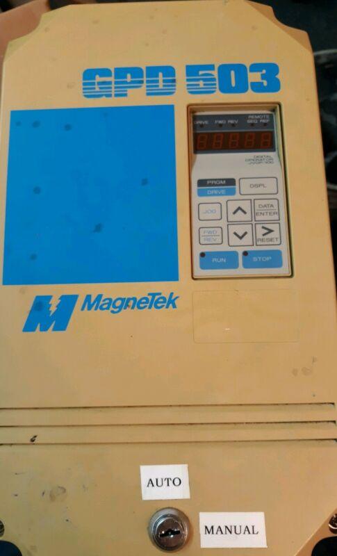 MagneTek GPD503-DS314 USED, 30 DAY WARRANTY