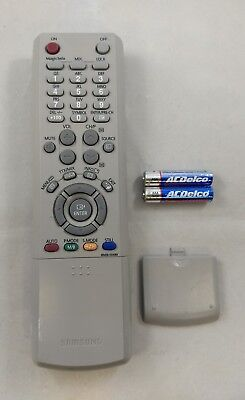 320px Lcd - Samsung BN59-00489A LCD TV Remote Control 400DXN 400PX 460DX 460PX 320PX SM23