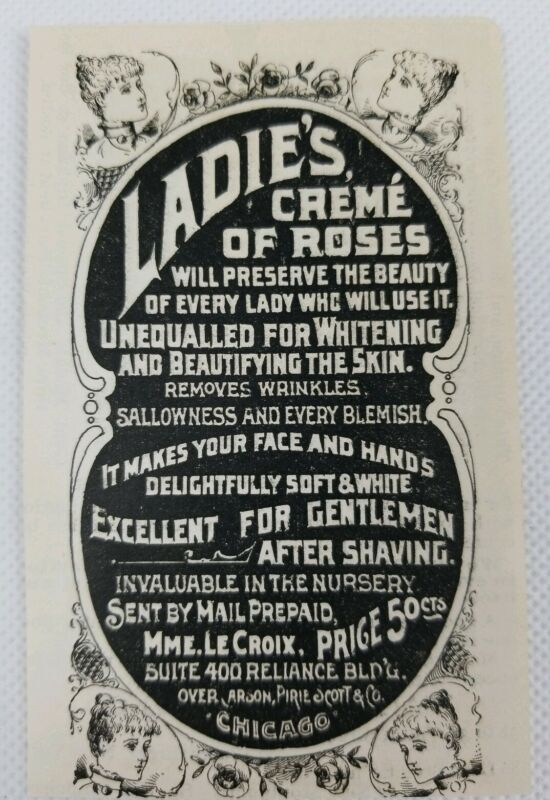 c.1895 Ladie