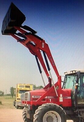 Ezee-on 2220 Hi-lift Front End Loader Nos