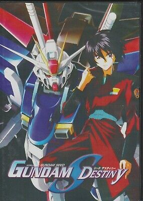 Mobile Suit Gundam Seed Destiny Complete Collection - English Dubbed (DVD)