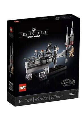LEGO Star Wars Bespin Duel Building Kit Disney IN HAND READY TO SHIP