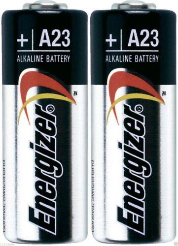 2 Energizer A23 GP23AE 21/23 23A 23GA MN21 GP23 23AE 12v Batteries Bulk