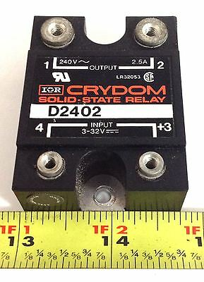 Crydom Solid State Relay D2402