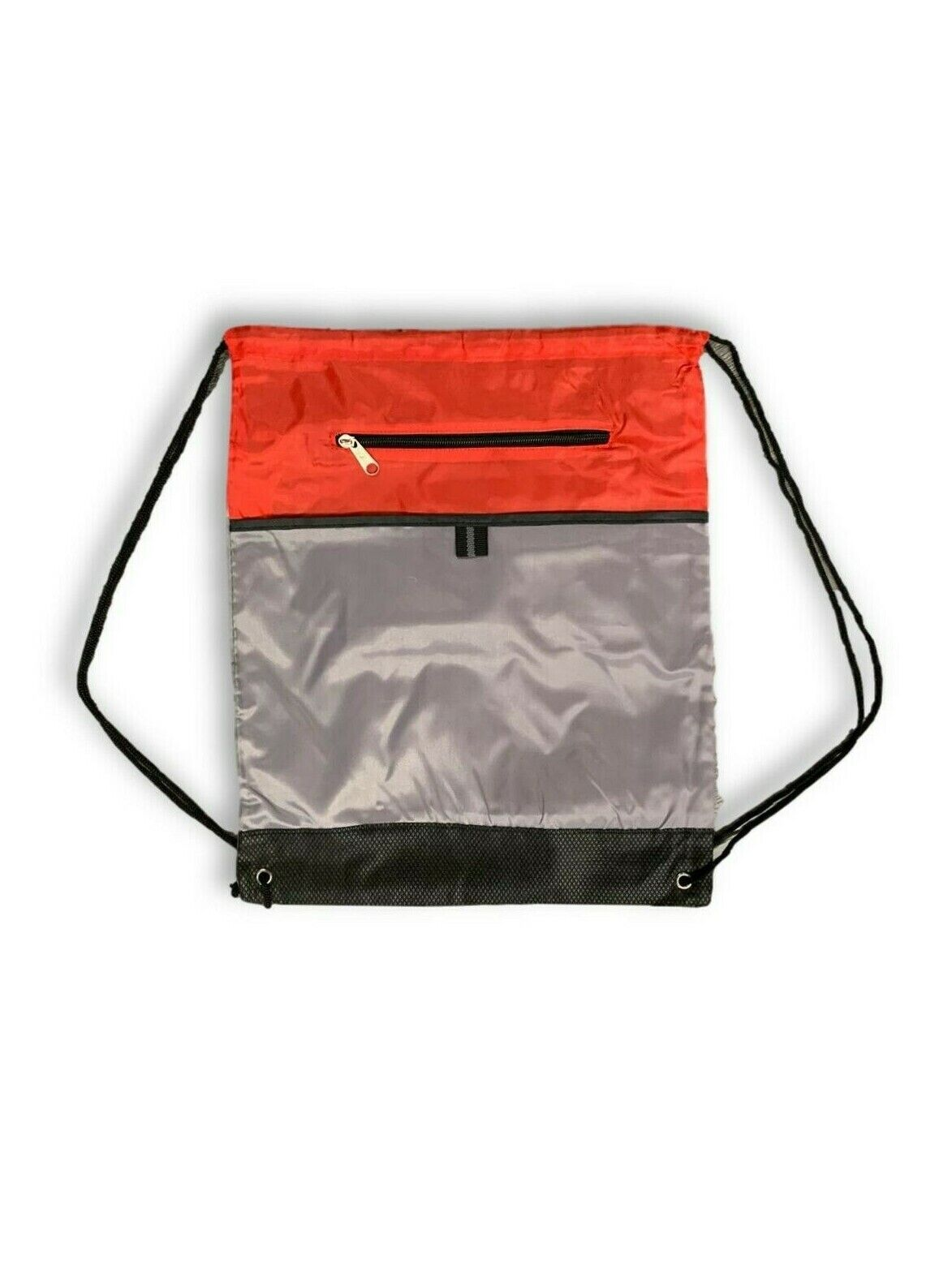 Waterproof Drawstring Backpack Cinch Sack String Bag Gym Tot