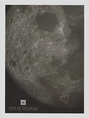 MOON ROCK lunar meteorite PIECE, Not NASA, APOLLO 11 or Neil Armstrong related (Lunar Rock)