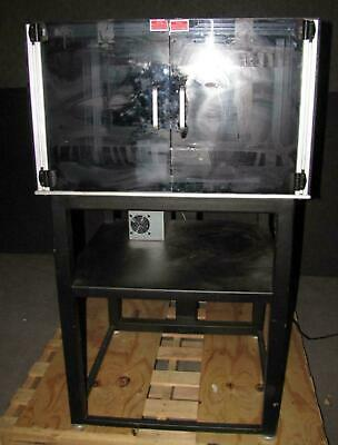 Synrad Fhin30-80 Laser Marker Head -j48-sw Power Supply Worldwide Laser 2939