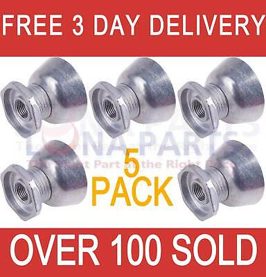5 x dryer motor pulley for maytag