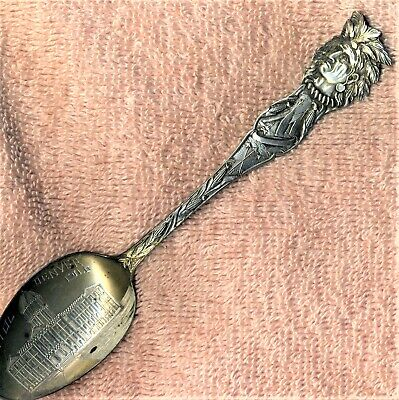 LOT OF 2 MANCHESTER VALENCIENNES STERLING SILVER CREAM SOUP SPOONS NO MONOGRAM