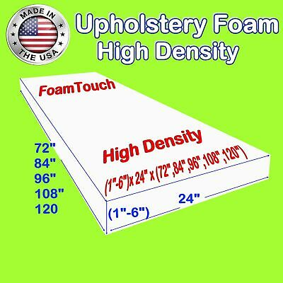 High Density Upholstery Foam Seat Cushion - 24