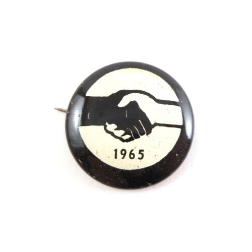 Vintage SNCC Pin 1965 Civil Rights Student Nonviolent Coordinating Committee