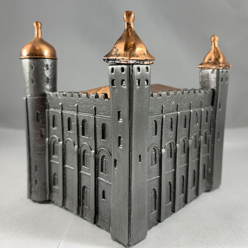 Scarce Microcosms Tower Of London Souvenir Building