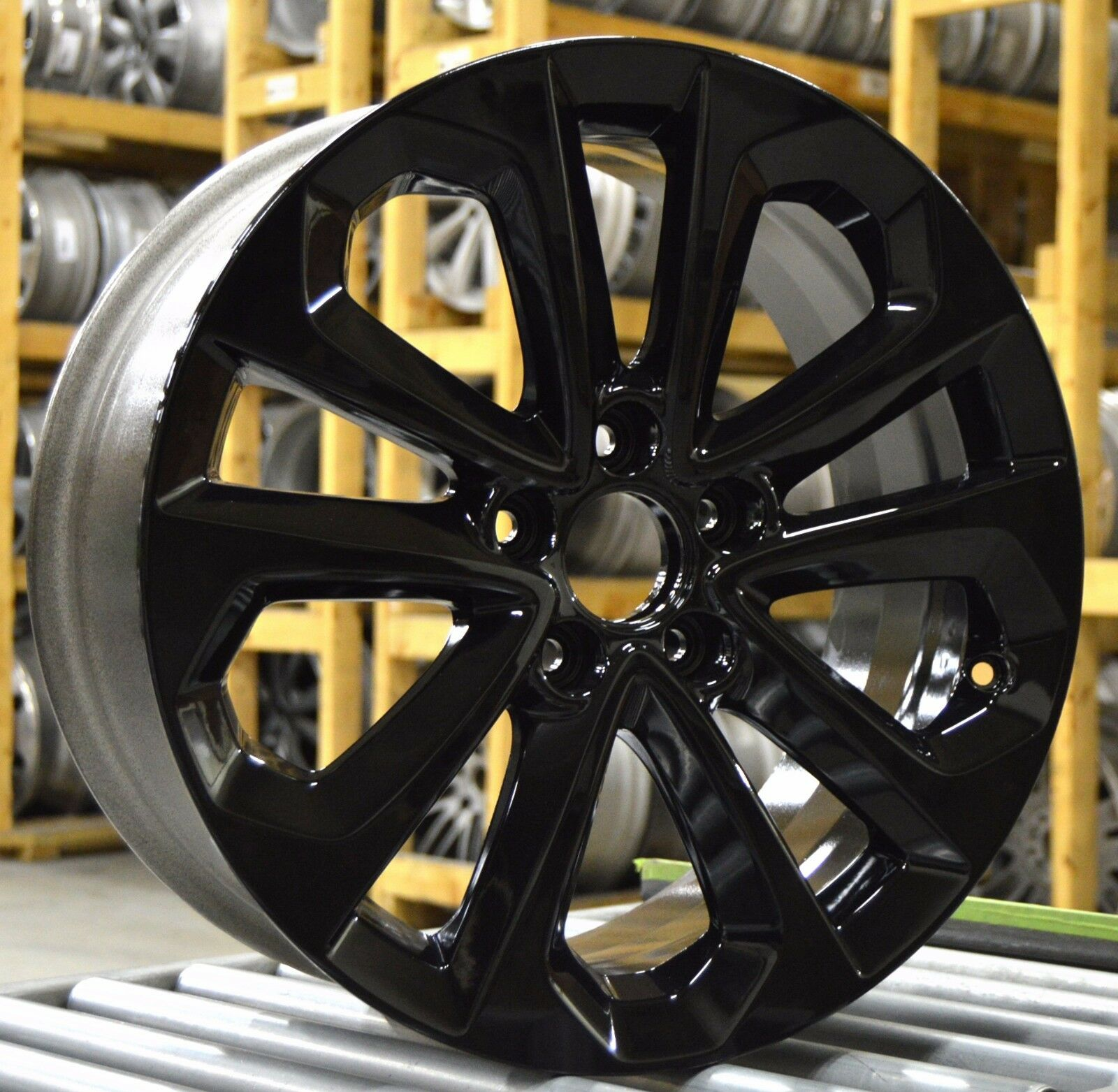 Honda Accord Factory Rims >> Used Honda Accord Wheels for Sale